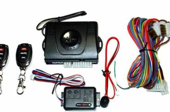 avtomobilnaya ohrannaya sistema red scorpio model 960 srs