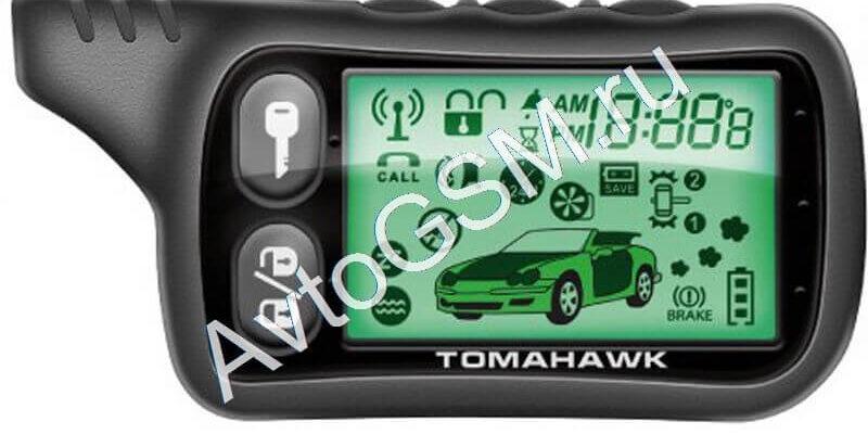avtomobilnye signalizaczii tomahawk