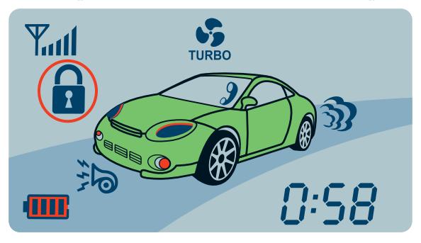 pri vklyuchenii rezhima turbo