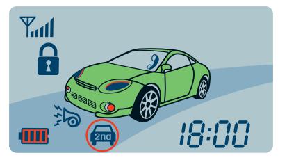 upravlenie vtorym avtomobilem